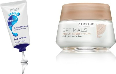 Oriflame Sweden Creams combo