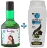 Pitrashish Hair Care Combo (Set of)