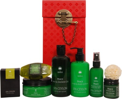 Spa Ceylon Luxury Ayurveda Royal Indulgence