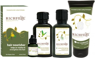 Richfeel Hair Loss Reduction Combo Kit
