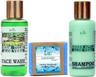 IshitaInternational Soaps, Face and Hair Products