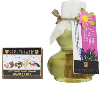 Soulflower Hair Care