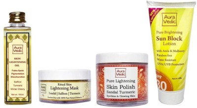 Auravedic Anti Tan Treatment & Care