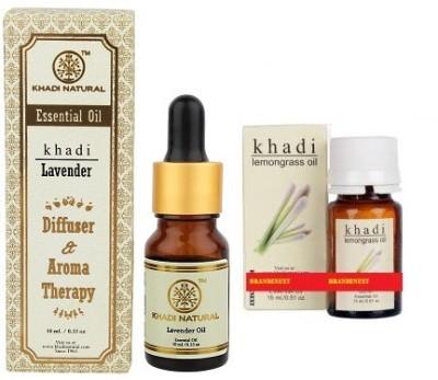 Khadi Natural Shampoo Combo-Shikakai Shampoo, Satritha Shampoo(Set of 2)