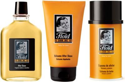 Floid Genuine Aftershave Soft Massage & Balm & Shaving Foam