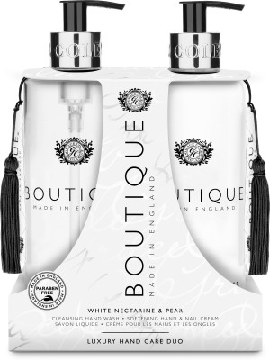 BOUTIQUE WHITE NECTARINE & PEAR - HAND CARE DUO