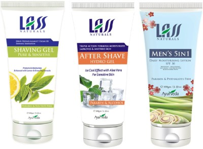 Lass Naturals Shaving Products