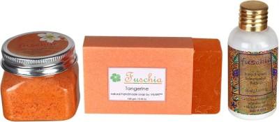 Fuschia Orange Collection
