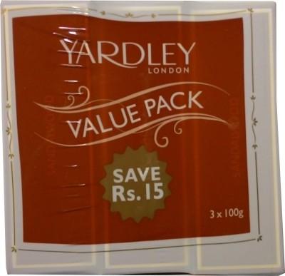 Yardley London Sandalwood Soap(Set of 3)