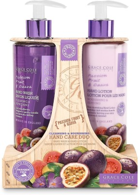 Grace Cole PASSION FRUIT & GUAVA HAND CARE DUO