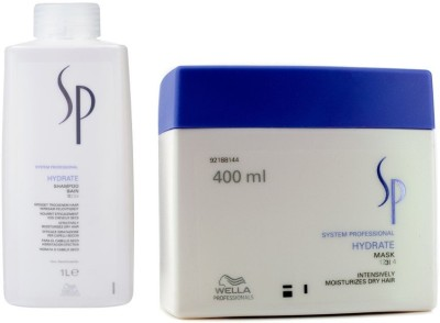 Wella Professionals Sp Hydrate Shampoo With Mask