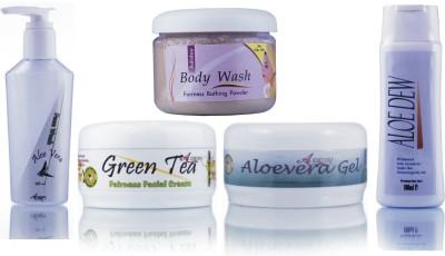 Adidev Herbals Sun Defense Combo Kit