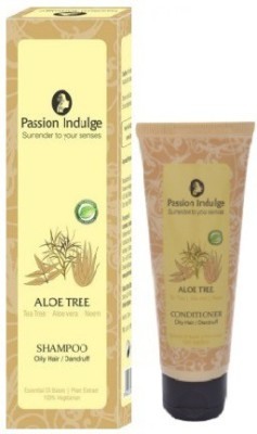 Passion Indulge Aloetree Shampoo and Conditioner