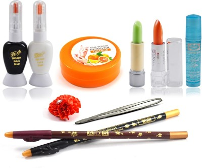 ADS Fashion Color Combo Makeup Sets 10 IN1