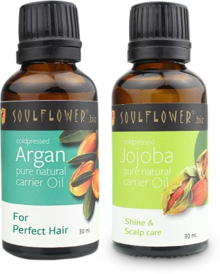 Soulflower Hair & Skin Care Set