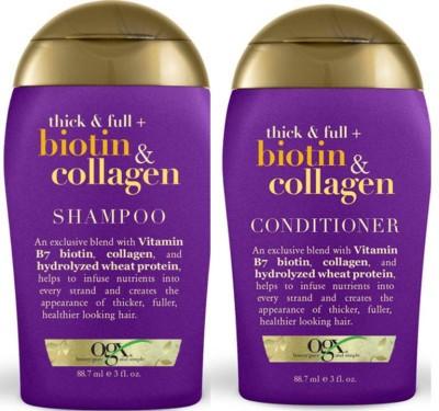 OGX Thick & Full Biotin & Collagen Combo