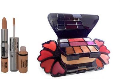 ADS Foundation & Concealer Double Action / makeup kit(Set of 2)