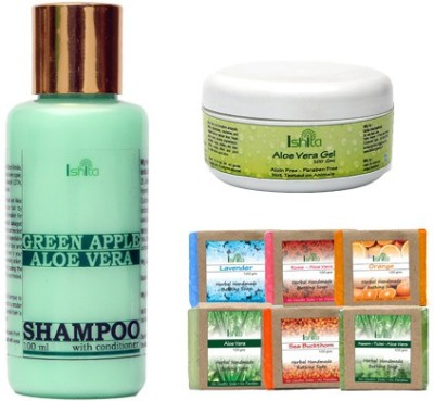 IshitaInternational Soaps, Hair and Skin Care