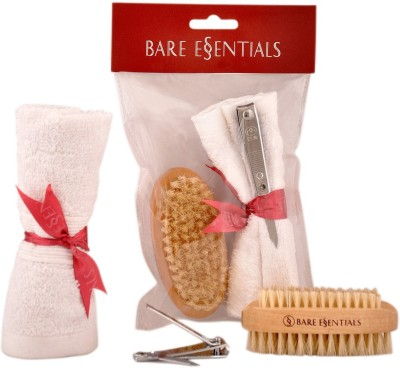 Bare Essentials Nail Nurture Kit with Offer