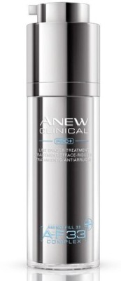 Avon Anew Clinical PRO+ Line Corrector Treatment with A-F33 (30 ml) & Anew Reversalist Complete Renewal Foaming Cream Cleanser (125 ml)