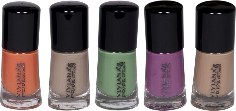 Viviana Pride Nail Polish(Set of 5)