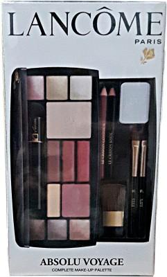 Lancome Absolu Voyage Complete Make-Up Palette