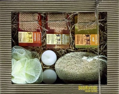 BodyHerbals Natural Hand Made Soap Collections(Set of 1)