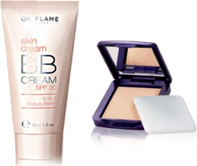 Oriflame Sweden BB Cream and The One Compact