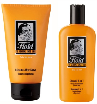 Floid Aftershave Balm & Hair Shampoo For Treatment