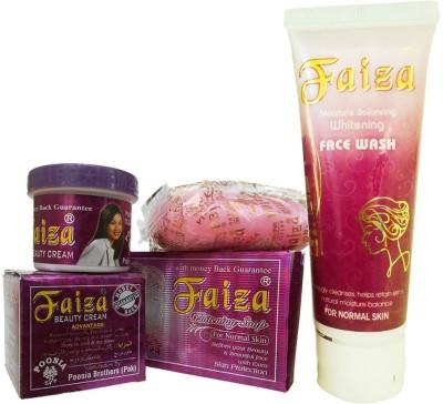 Faiza Beauty Cream, Whitening Soap & Face Wash