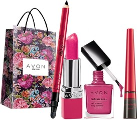 Avon All in One MakeUp GiftSet