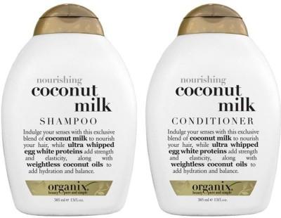 Ogx Ogx Coconut Milk Shampoo+Conditioner