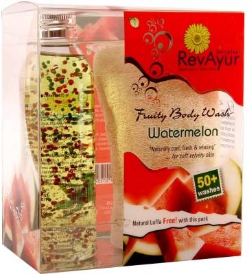 RevAyur Fruity Body Wash - Watermelon