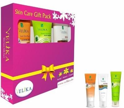 Velika Gift Pack for Oily Skin