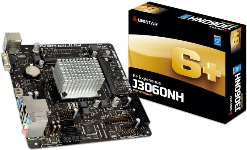 Biostar J3060NH Combo Motherboard(NA)