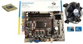 Zebronic Z55_Corei5 Combo Motherboard