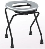 RKD Commode Shower Chair (White)
