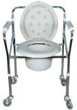 karma RAINBOW 5 Commode Shower Chair (Gr...