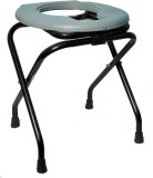 Life Line Services Delux Commode Chair (...