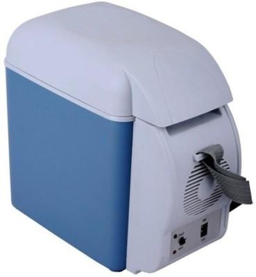 FloMaster Portable Cooling cum Warmer 7.5 Ltr 2in1 7.5 L Car Refrigerator(Multicolor)