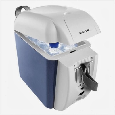Waeco T-07 MOBICOOL thermoelectric cooler-warmer T-07 7 L Car Refrigerator(Grey)