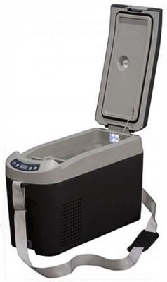 Tropicool YCD18 Portable Party Fridge & Freezer 18 L Car Refrigerator(Grey)
