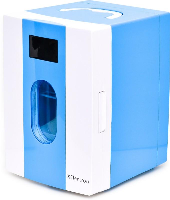 XElectron CP4022 Cooler & Warmer 10 L Compact Refrigerator(Multicolor)