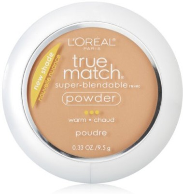 L,Oreal Paris True Match Powder Compact  - 9.5 g