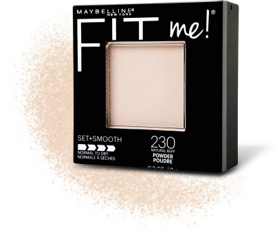 Maybelline Fit Me Compact  - 9 g(Natural Buff - 230)