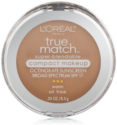 L,Oreal Paris True Match Super - Blendable Compact Makeup Compact  - 8.5 g