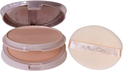 Me-On Puff Cake Compact  - 20 g(Natural)