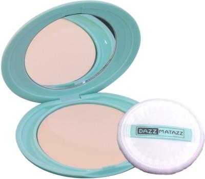Dazz Matazz Silk Finish Powder Compact  - 12 g