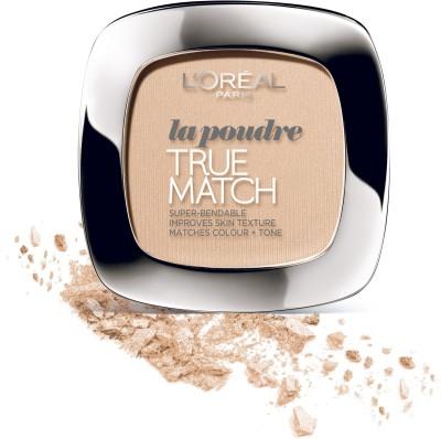 L,Oreal Paris True Match Powder Compact  - 9 g