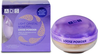 ADS Light Crystal Mineral Compact - 15 g(A8683)